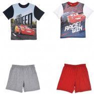 Disney Cars Set T-shirt och Shorts