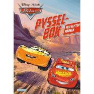 Kärnan Disney Cars Pysselbok