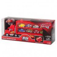 Mattel Disney Cars 3, Mini Racer Mack Truck Transport