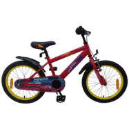 "Volare Disney Cars, Cykel 18""röd&svart"