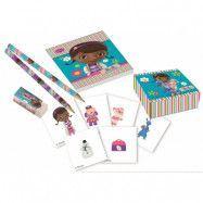 Decorata Disney Doc McStuffin, Stationery Pack