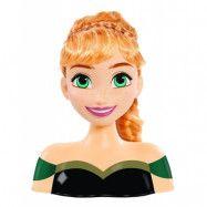Disney Frozen, Frisyrhuvud Anna