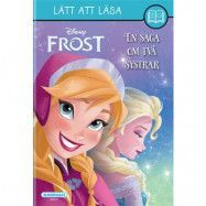Egmont Kärnan Disney Frozen, Lätt att läsa - En saga om två systrar