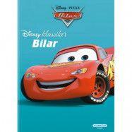 Disney Klassiker Sagobok - Bilar