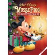 StorOchLiten Disney, Musse Pigg Och Hans Vänner Firar Jul - DVD