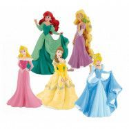 Bullyland Disney Princess, Deluxe Set 5-Pack