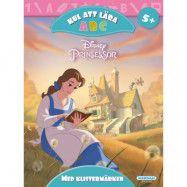 Disney Princess Kul att lära ABC (pysselbok)