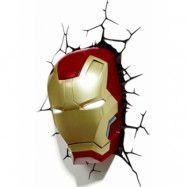Philips 3D Light, Marvel Avengers Ironman