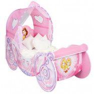 Worlds Apart, Juniorsäng - Disney Princess Galavagn med belysning