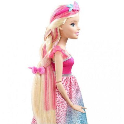 Barbie - 43 cm docka med långt hår