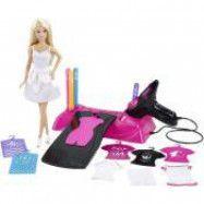 Barbie, Airbrushstudio med docka