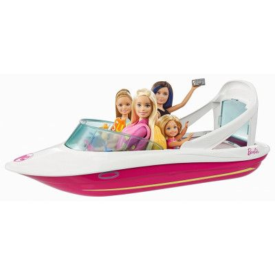 Barbie - Dolphin Magic Båt