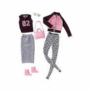 Mattel Barbie, Fashion 2-Pack Sporty Fashion