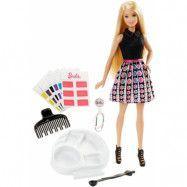 Mattel Barbie, Mix'N'Color Docka