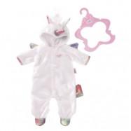 Baby Born, Dockkläder - Onesie Unicorn