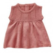 byASTRUP, Dockkläder - Dress Rose Knit 30-35 cm