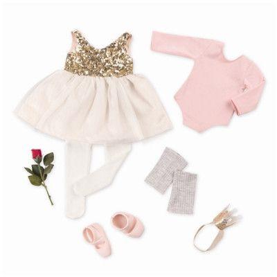 Our Generation, Dockkläder - Deluxe  Ballerina