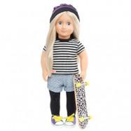 Our Generation, Dockkläder - Skateboard