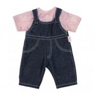 Skrållan Lillans jeans&T-shirt