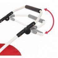 BRIO Dockvagn Spin (Röd)