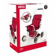 BRIO Docksulky Sitty (Röd)