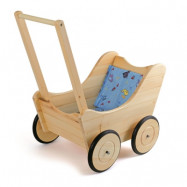 Small Foot, Dockvagn - Doll´S Pram Nostalgic