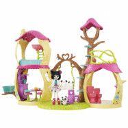 Mattel Enchantimals, Hus med dockor och djur