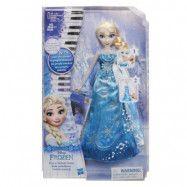 Frost - Elsas musikaliska klänning