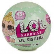 L.O.L. Surprise Lil Sisters Docka