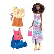 Mattel Barbie, Fashionitas docka 45&Fashions - Boho Fringe