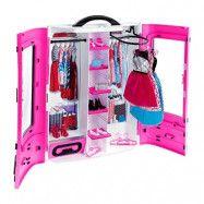 Mattel Barbie, Rosa Garderob
