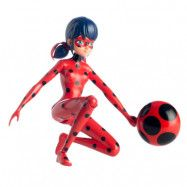 Miraculous - Jump&Fly Ladybug 19 cm