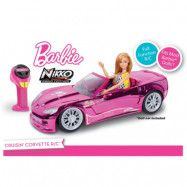 Nikko - Barbie Crusin'Corvette