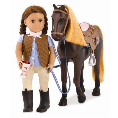 Our Generation, Häst med rörliga ben