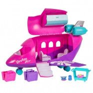 Shopkins - Serie 8 Europe - World Vacation Jet