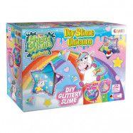 Gör Ditt Eget Unicorn Glitter Slime