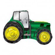 Folieballong Traktor