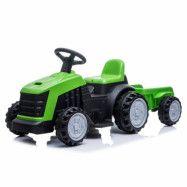Nordic Play Traktor Med Släp 6V, Trampbil