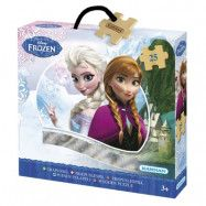 Egmont Kärnan Disney Frozen, Kärnan Pussel 25 bitar
