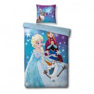 Disney Frozen - Sängkläder Northern Lights 150 x 210 cm