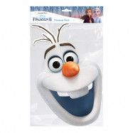 Frozen 2 Olaf Mask - One size