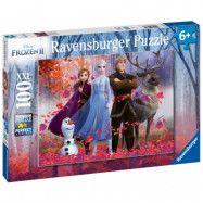 Ravensburger Pussel Disney Frozen 2 (100-bitar)