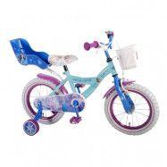 "Volare Disney Frozen, Cykel med cykelsits 14"""