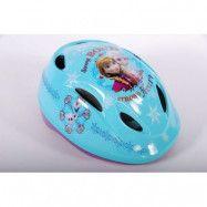 Volare Disney Frozen, Cykelhjälm - Deluxe 51-55 cm ljusblå
