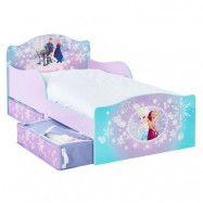 Worlds Apart, Juniorsäng - Disney Frost med lådor