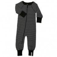 Geggamoja Pyjamas Classic Black/white