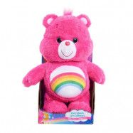 Care Bears - Gosedjur 26 cm - Cheer Bear