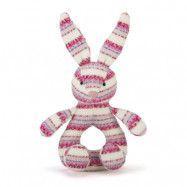 Jellycat, Bambino Kanin Skallra 14 cm