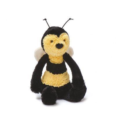 Jellycat, Bashful Bee, 18 cm