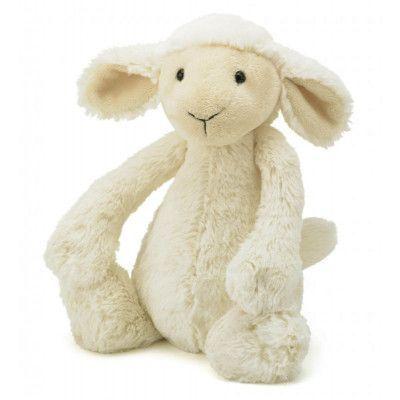 Jellycat, Bashful Lamm 31 cm